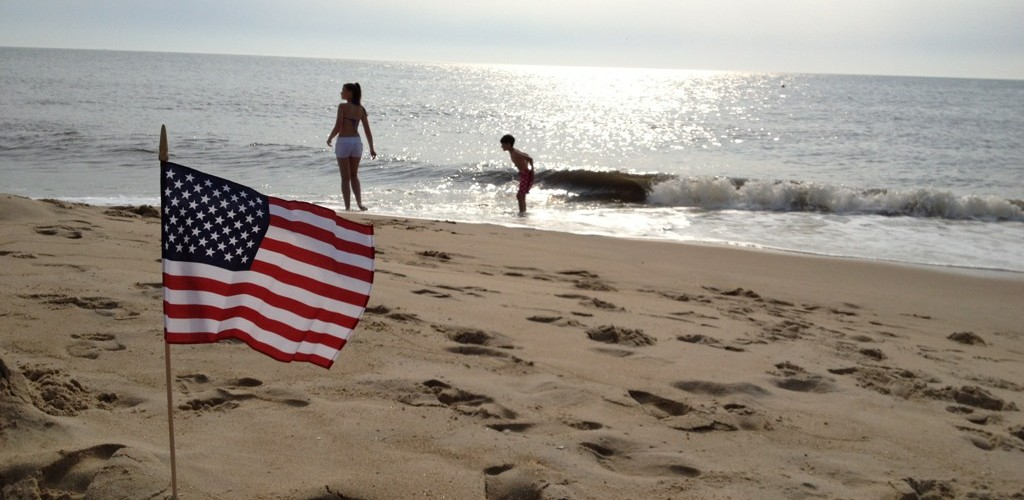 The kids on the 4th
