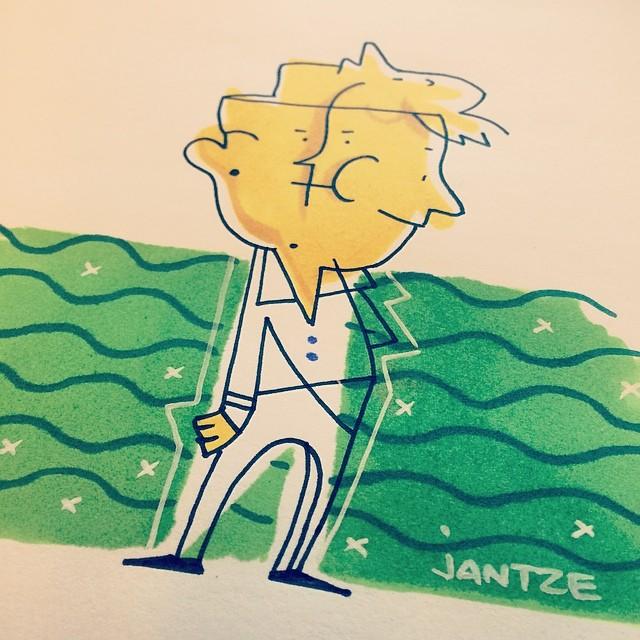 By Michael Jantze http://jantzestudios.tumblr.com