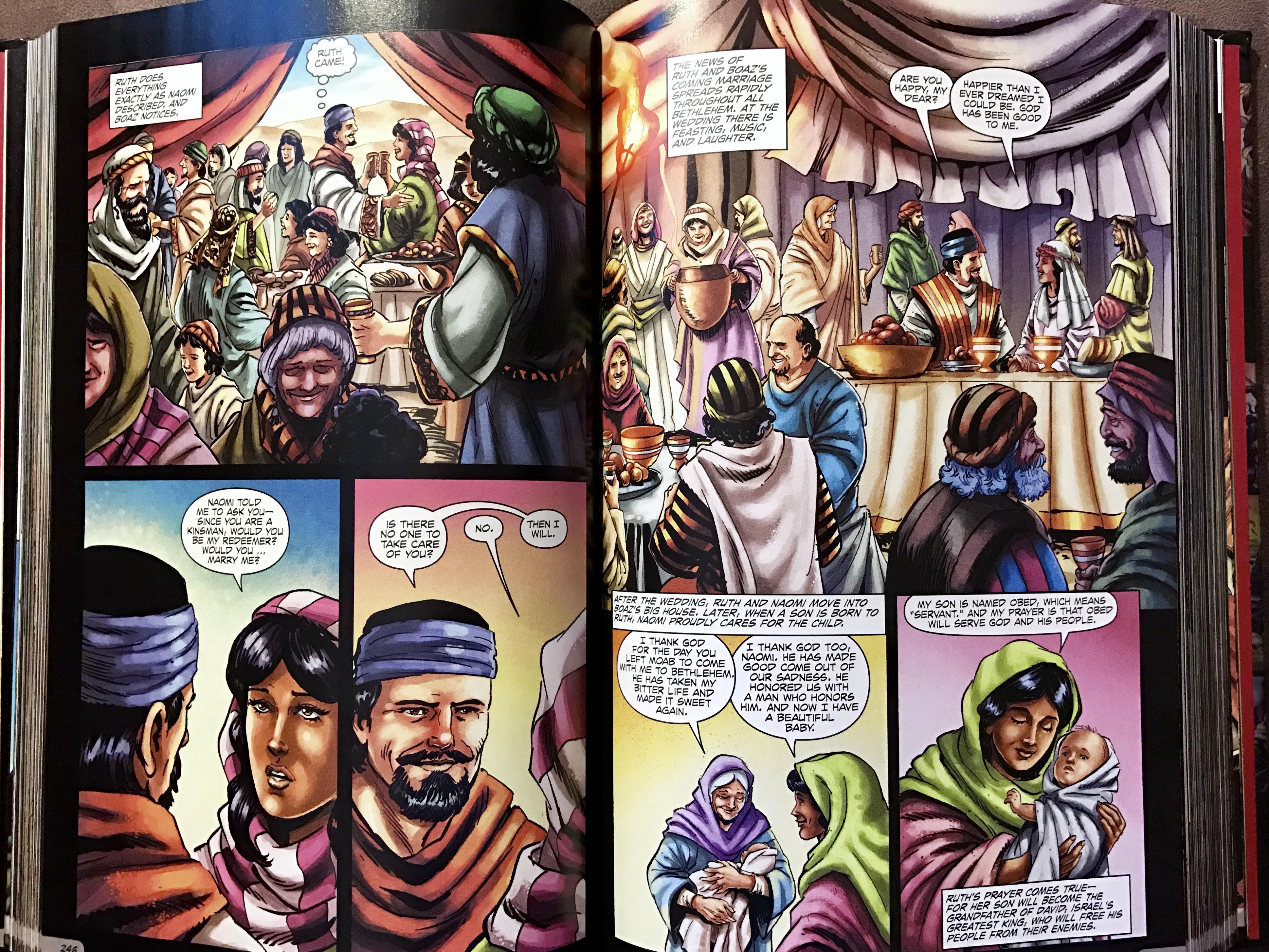 the action bible review u2013 comic disappointment u2013 targuman